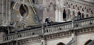 Post de El nuevo peligro de Notre Dame ya no es el fuego: ahora es la lluvia