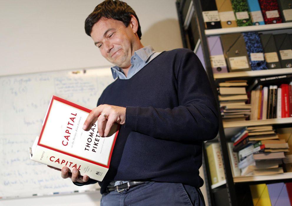 Foto: El ensayista francés Thomas Piketty (REUTERS)