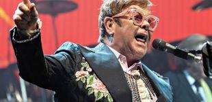 """Post de Elton John: """"Soy europeo, no un idiota y estúpido inglés imperialista"""""""