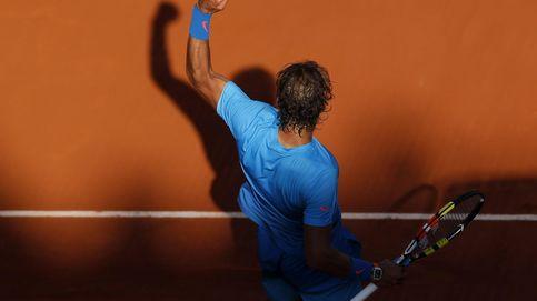 Rafael Nadal: la felicidad está en bajar al barro de los primeros días