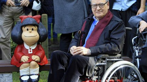Muere el dibujante Quino a los 88 años, el genio de la historieta que creó a Mafalda