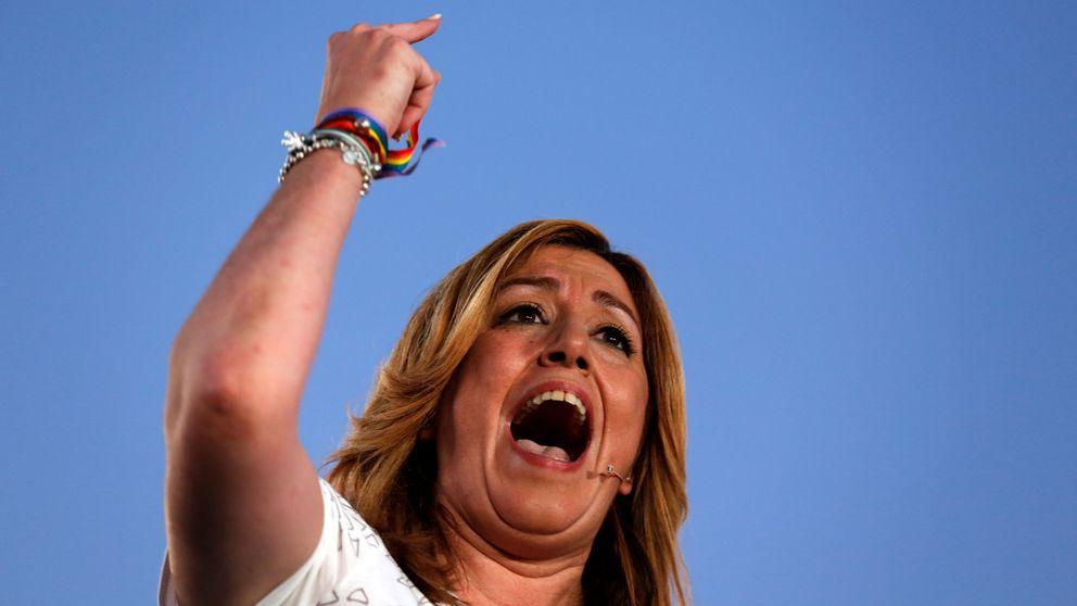 Susana Díaz: A España no le va a ir bien si al PSOE no le va bien