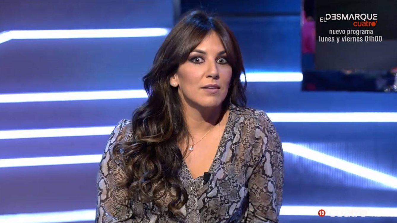 Vienes de Pedrerol y...: la pullita de Luis García a Irene Junquera en el estreno de 'El desmarque de Cuatro'