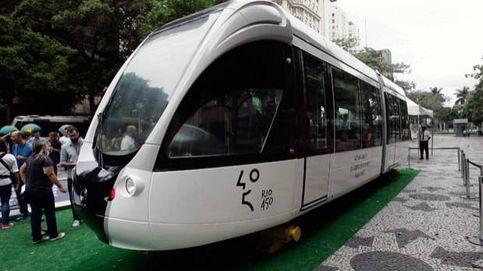 El nuevo 'tren carioca' del 'Show de Truman preolímpico'