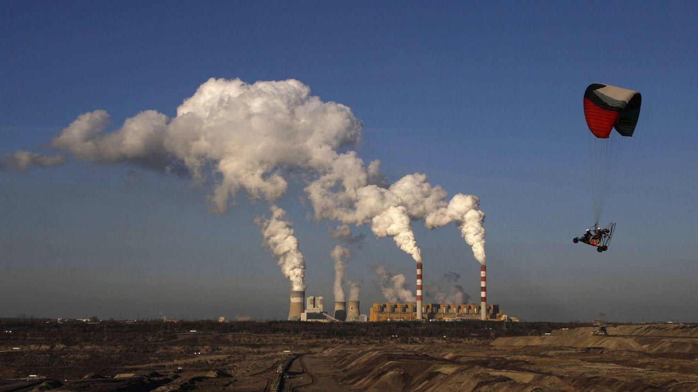 La mina de carbón de Belchatow, Polonia, la mayor planta de energía a carbón de Europa. (Reuters)