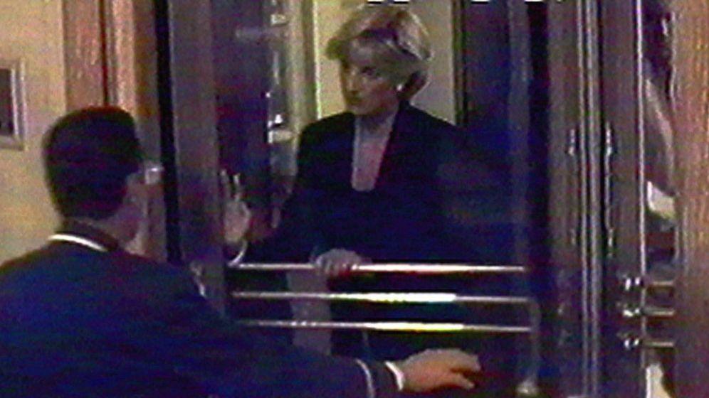 Foto: Una de las últimas imágenes de Diana de Gales con vida. (Gtres)