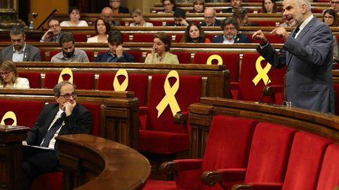 Siga en directo el pleno del Parlament