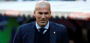 Post de Zidane se enfrenta a la maldición de Florentino Pérez