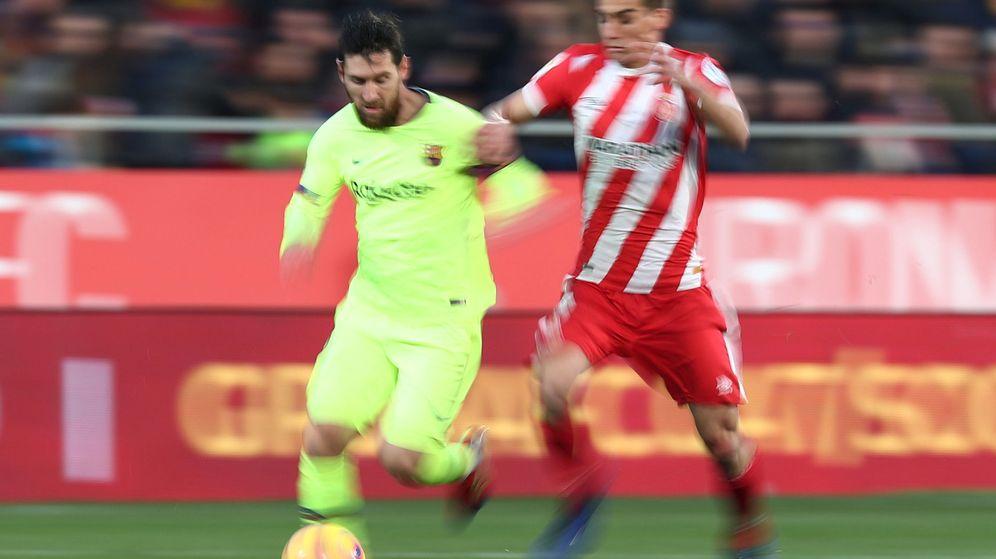 Foto: El Girona-Barcelona no se jugó en Miami, sino en Girona. (Reuters)
