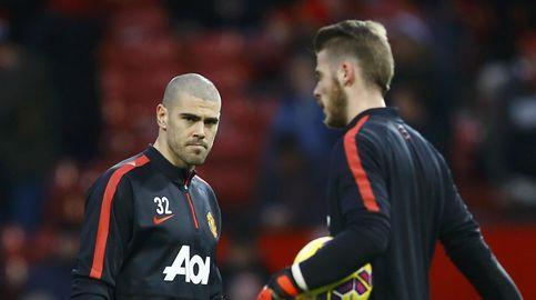 El Manchester United inscribe a De Gea y Valdés en la lista de la Premier League