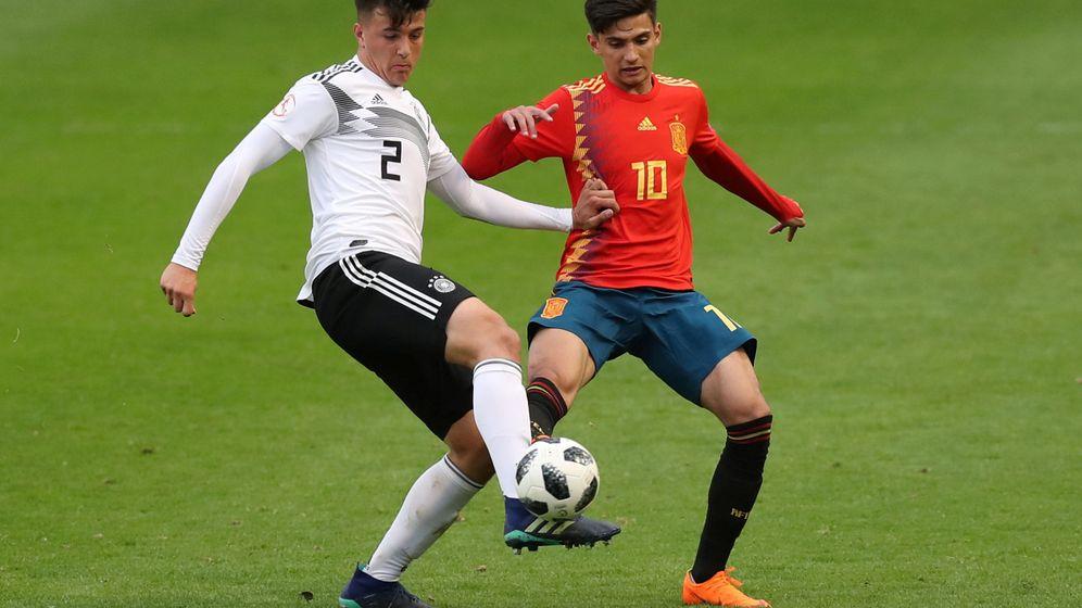 Foto: La Selección española sub-17 se jugará en Suiza la clasificación para la Eurocopa. (Reuters)