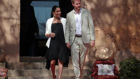 Kensington toma cartas en el asunto sobre una 'fake news' del bebé de Meghan y Harry
