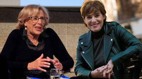 Anabel Alonso entra en campaña: la actriz se suma a Carmena en un acto electoral