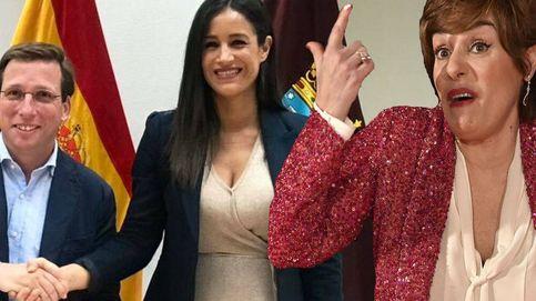 Anabel, sobre Almeida y Villacís: Se inventan un cargo y tan contentos