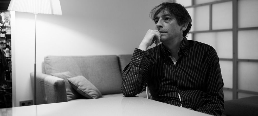 Foto: Carlos Buesa, director de Oryzon Genomics. (Fotografía: Lino Escuris).