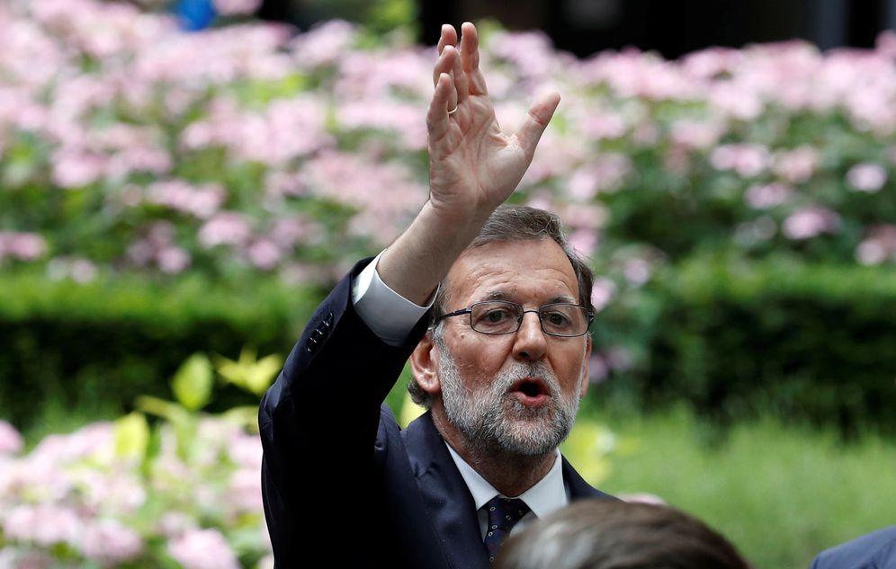 Foto: Mariano Rajoy, en la segunda jornada de la cumbre europea sobre el Brexit en Bruselas, el pasado 29 de junio. (Reuters)