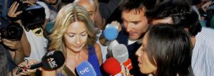 Olvido Hormigos cobrará 30.000 euros por participar en el '¡Mira quien salta!' de Telecinco
