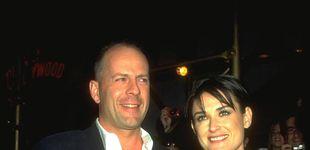 Post de Bruce Willis y Demi Moore, juntos de nuevo: cuarentena familiar en pijama