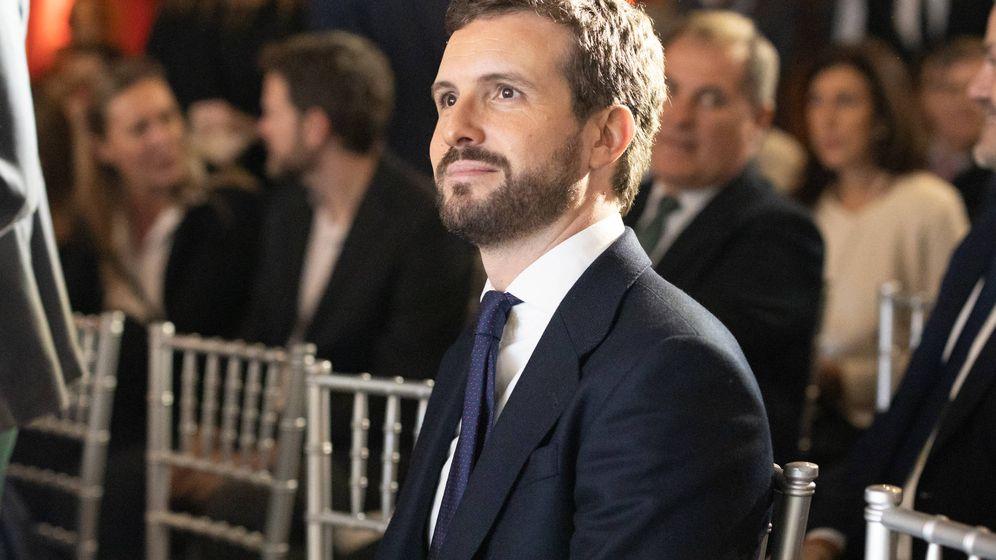 Foto: Pablo Casado, presidente del Partido Popular.