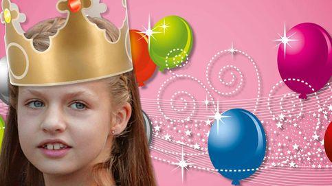 Sabemos cómo no será la fiesta de cumpleaños de la princesa Leonor