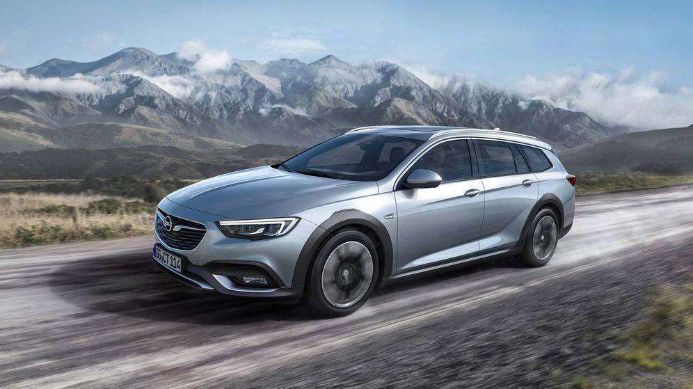 Foto: Opel Insignia Country Tourer a la venta en septiembre