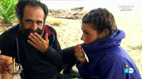 'SV': una araña deja a Laura Matamoros con el labio como Carmen de Mairena