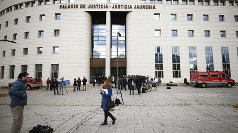 Comienza el juicio a 'La manada' con el Palacio de Justicia convertido en un búnker