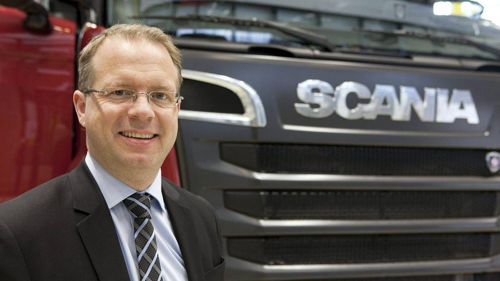 Foto: Martin Lundstedt, nuevo consejero delegado de Volvo