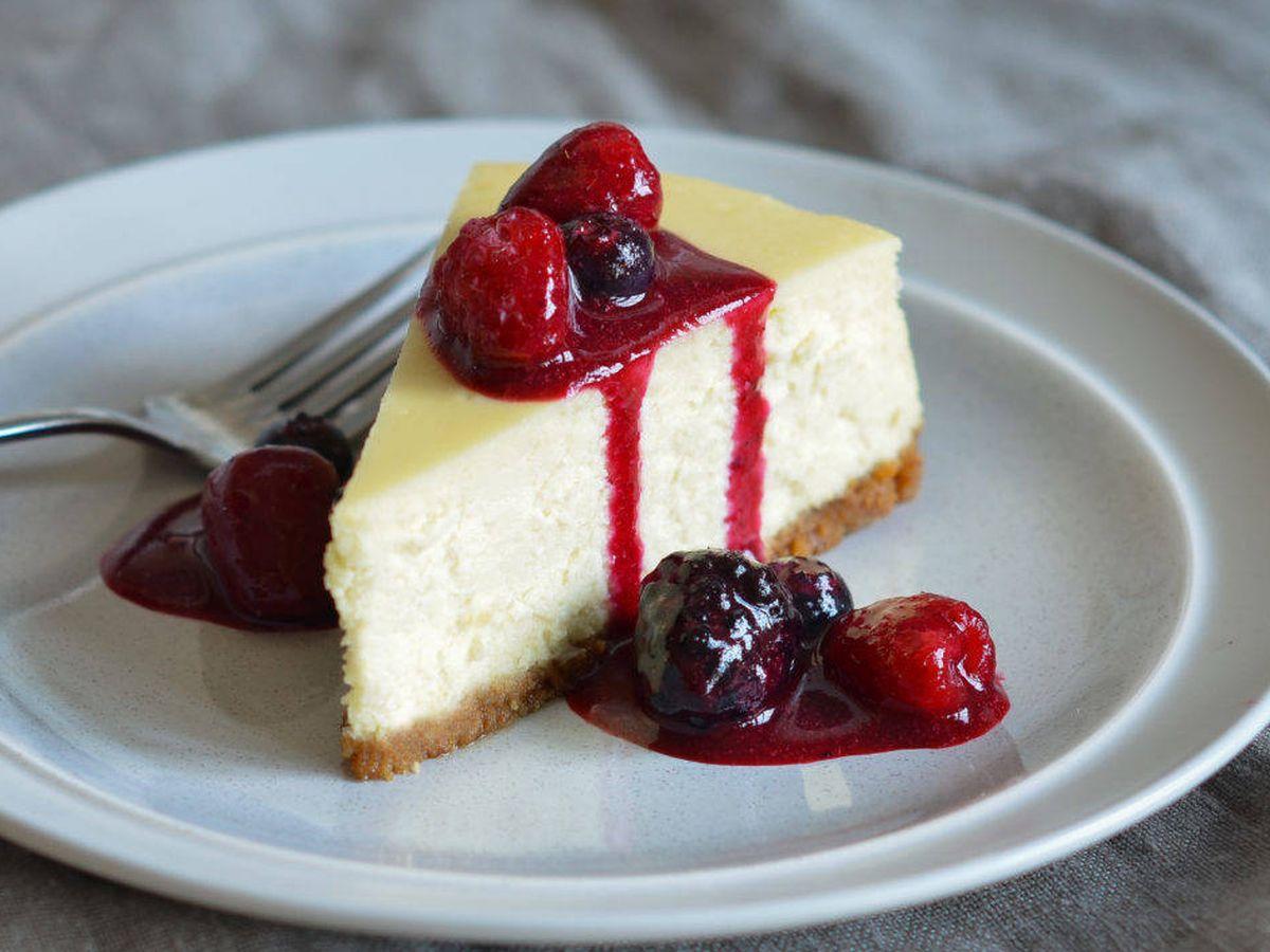 Foto: Tarta de queso de Stephane. (Guía Repsol)
