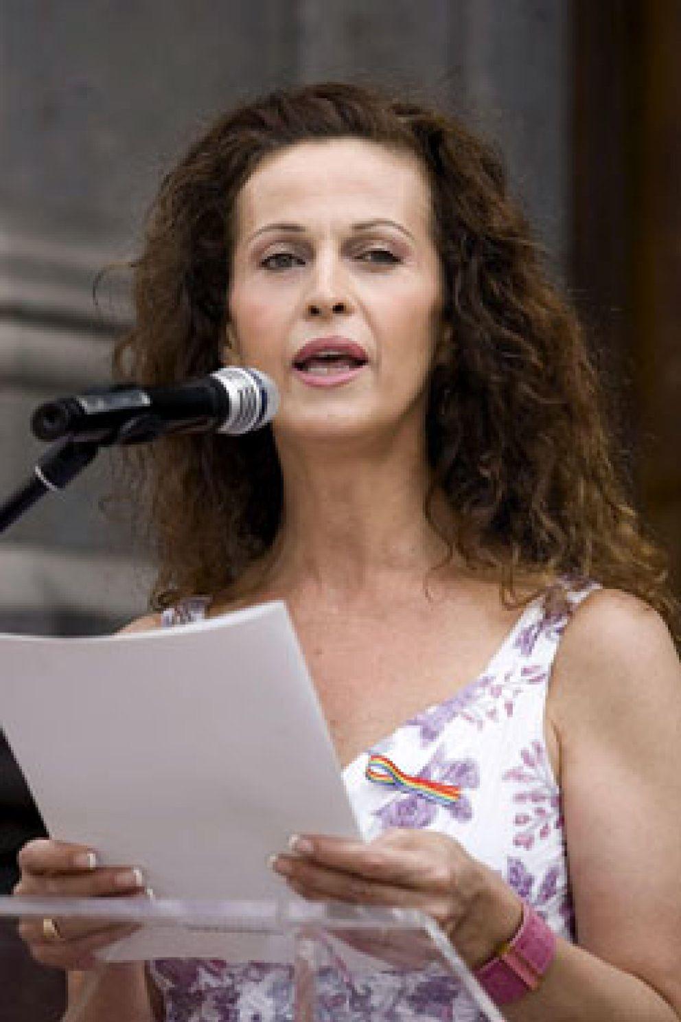 Foto: Tomás Gómez ficha a la transexual Carla Antonelli para las listas del PSM