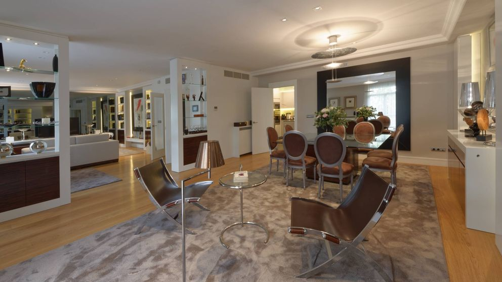 Los primeros pisos de lujo en Madrid para entrar a vivir: 8.500 euros el metro