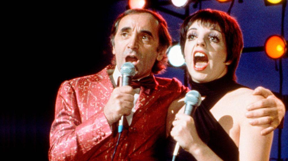 Foto:  Charles y Liza, en una imagen de archivo. (Alamy)