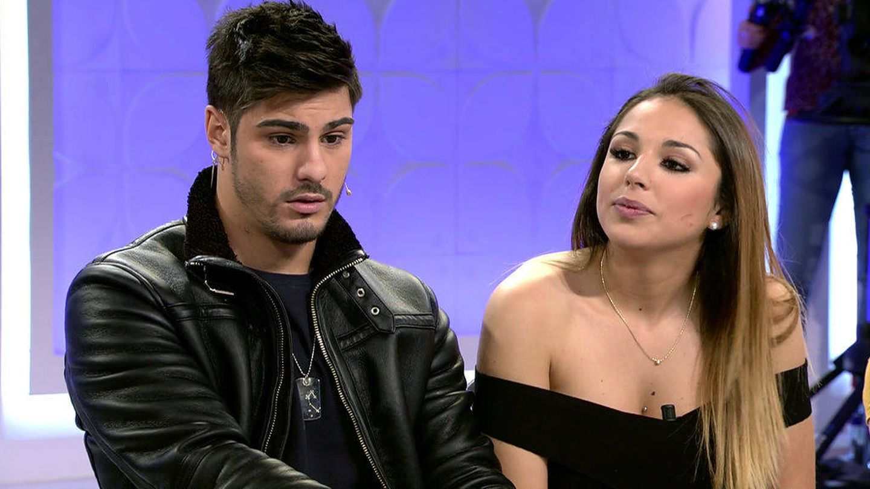 Sandra Pica y Joni Marley, en 'MYHYV'. (Mediaset España)