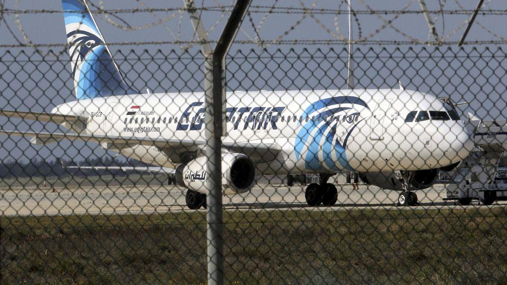Foto: El avión fue entregado a EgyptAir en noviembre de 2003. (Reuters)