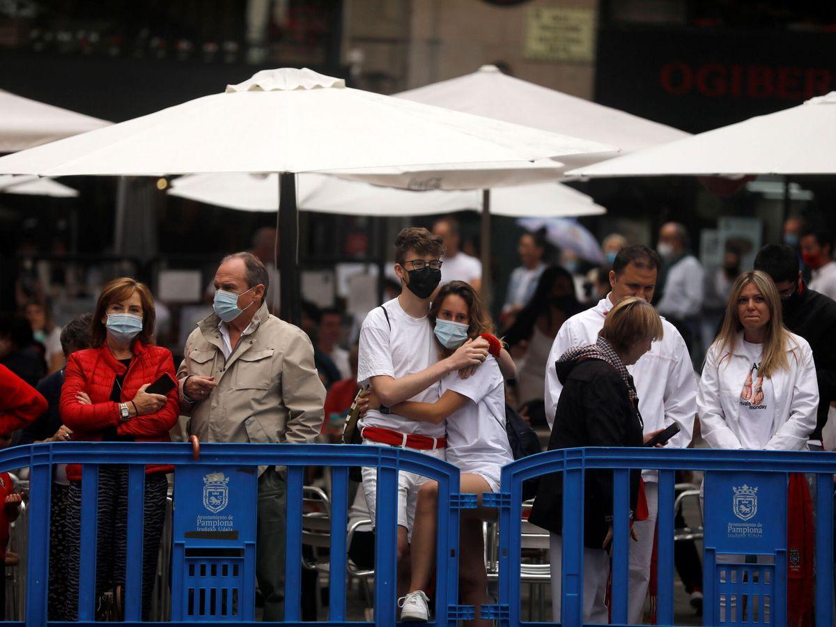 Foto: Pamplona, sin Sanfermines este año. (Reuters)