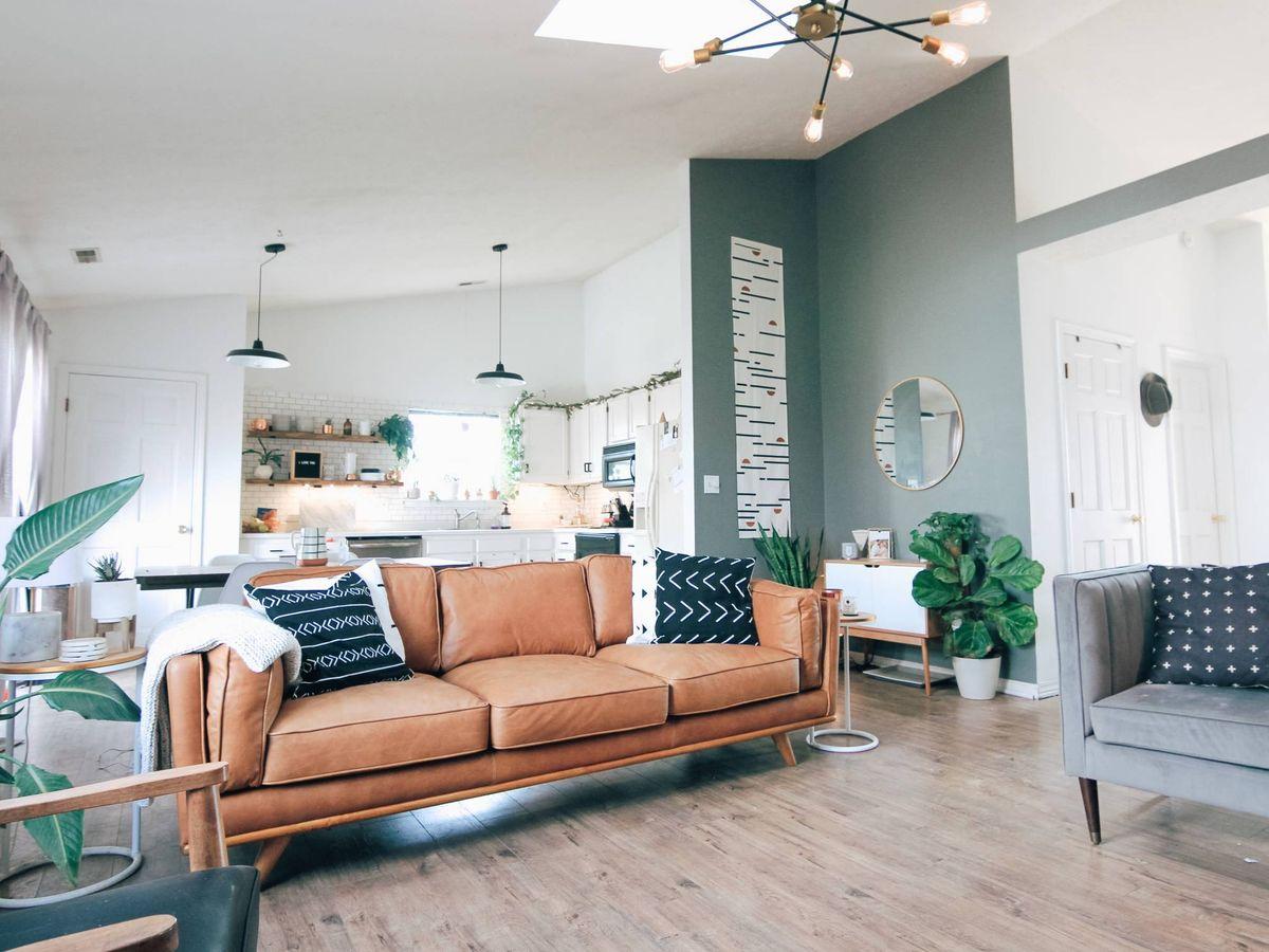 Foto: Salón cómodo y estiloso. (Kara Eads para Unsplash)