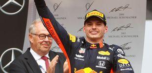 Post de Verstappen triunfa y Carlos Sainz acaricia el podio en la carrera más loca del año