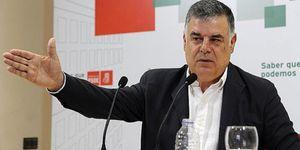 Nuevo cisma para Griñán: dimite el 'número uno' del PSOE en Sevilla