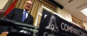 Foto: Linde y el fiscal general se reúnen para aclarar la avalancha de querellas contra la banca
