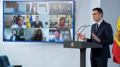 Sánchez avisa a la oposición: No hay plan b. El estado de alarma es una necesidad