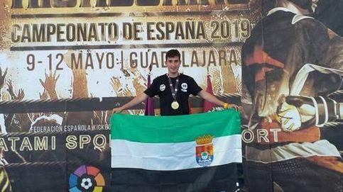 Muere a los 19 años el campeón de España de 'kickboxing' por un disparo de caza