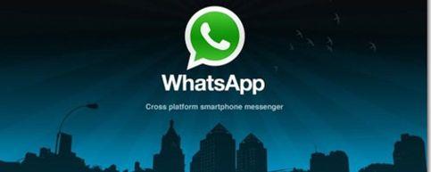 Foto: WhatsApp destrona al SMS como medio favorito para felicitar la Navidad