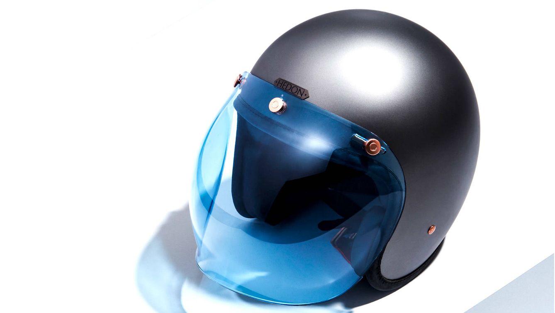 Foto: Imagen del nuevo casco de la Boutique Citroën (400 €).