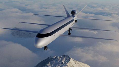 El avión de tres alas que gasta un 70% menos de combustible