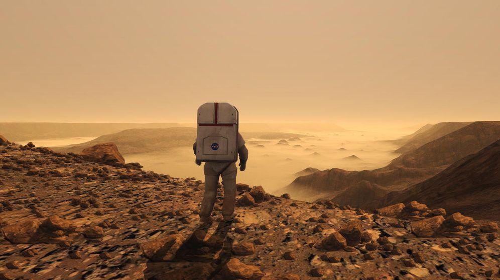Foto: La NASA podrá llevar un astronauta a Marte en 2039