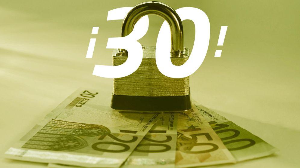Foto: ¡Mucho cuidado! Su banco puede bloquearle su cuenta corriente en menos de un mes