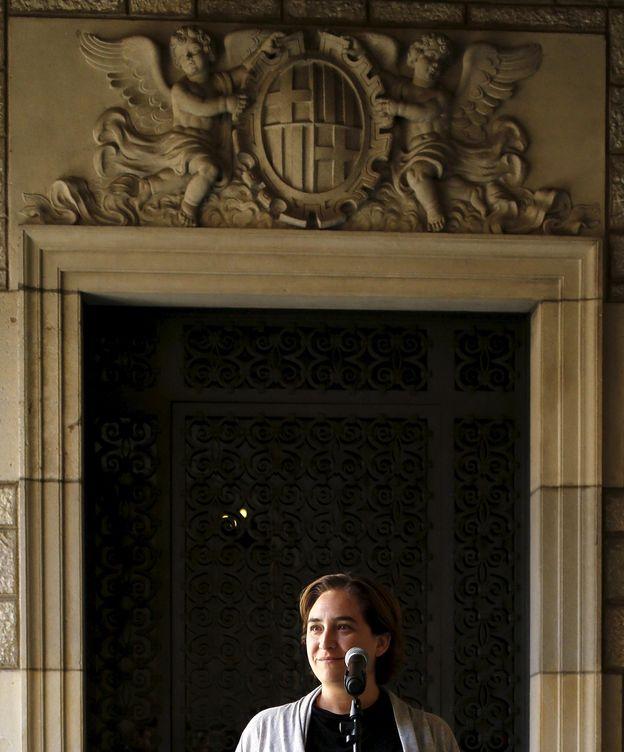 Foto: Ada Colau, la ganadora de las pasadas elecciones locales en Barcelona. (Reuters)