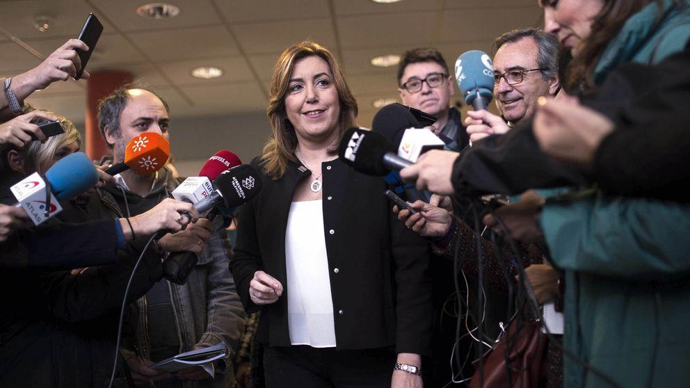 Susana Díaz comenzará gira en Castilla y León para recabar apoyos