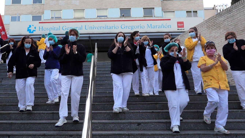 Tres hospitales madrileños lideran el 'ranking' de mejor gestión de la pandemia