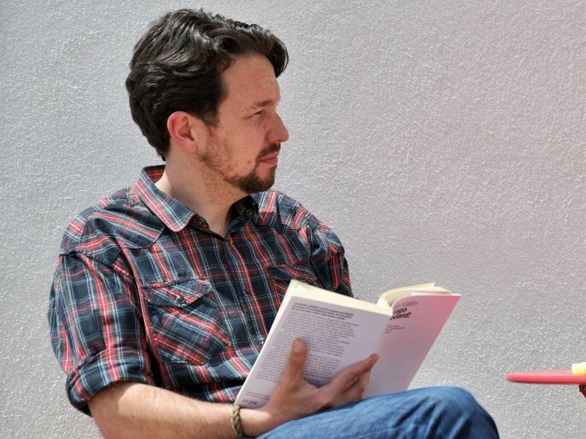 Foto: La nueva imagen de Pablo Iglesias. (Dani Gago)